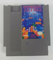 Tetris Classic Nintendo NES Game Authentic Tested Working Game Only