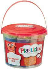 Plasticine 10258 FunTUBulous Mini, Multi-Colour-F9L10258