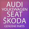 Genuine VW Polo Derby Vento-IND exterior mirror housing 6Q2857508AB9B9