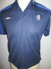 Chelsea formación ocio seguidores del fútbol Polo T Shirt Extra Grande De Chicos