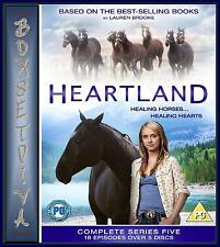 HEARTLAND - COMPLETE SERIES SEASON 5  ***BRAND NEW DVD ***