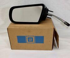 NOS Chevrolet Beretta Corsica Left Door Mirror GM 22591231