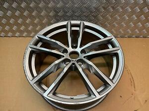 Genuine BMW X3 X4 ALLOY WHEEL G01 G02 19Inch 698M Wheel 8010267