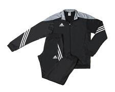 Adidas Herren Sereno 14 Polyesteranzug - Schwarz, XL