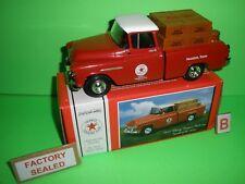 TEXACO COUNTRY CLUB SERIES #4 1955 CHEVY CAMEO PICK-UP TRUCK ERTL #20635P B