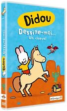 DIDOU - DESSINE-MOI... UN CHEVAL - DVD - NEUF NEW NEU