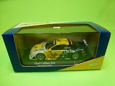 MINICHAMPS 1:43 OPEL CALIBRA DTM PRESENTATION 1995 K.ROSBERG  - NEAR MINT IN BOX