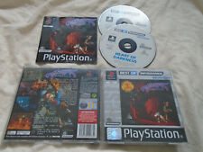 Heart of Darkness PS1 (COMPLETE) Sony PlayStation adventure