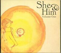 She & Him - Volume One Digipack (Beatles/Kinks) Cd Perfetto
