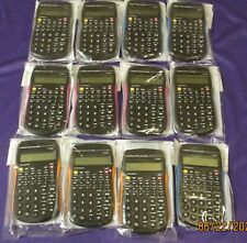 Jot 10-Digit Scientific Calculator With 56 Functions-Wholesale Lot Of 12