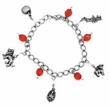 Twilight Movie Red Jewel Wolf Heart Apple Lion Lamb Bracelet Vampire Love NWT