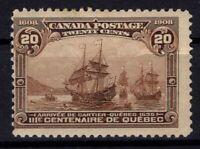 G129862/ CANADA / SCOTT # 103 MINT MH - CV 250 $