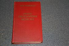 Petite encyclopédie médicale / Jean Hamburger avec belle dédicace (A2)