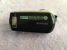 Samsung Sc-Mx10 Memory Camcorder