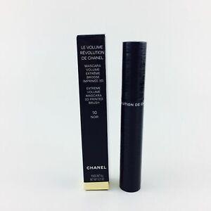 Chanel Le Volume Revolution De Chanel Extreme Volume Mascara 10 Noir Black 6g...