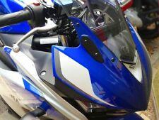 Mirror Block Off Plates Yamaha FZ6R 2009 - 2015 Life Warranty