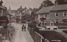 Devon RP Postcard. Beer Village. Lovely rural scene. Mailed 1916
