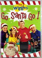 The Wiggles Go Santa Go NEW DVD Ring Bells It's Christmas Time Songs & Dance