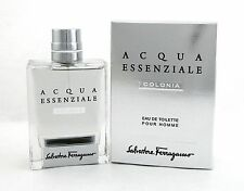 Acqua Essenziale COLONIA by Salvatore Ferragamo 3.4 oz. EDT Spray for Men New
