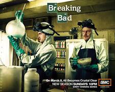 "006 Breaking Bad - White Final Season 2013 Hot TV Show 16""x13"" Poster"