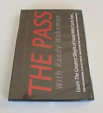 The Pass - Randy Wakeman card magic DVD