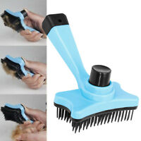 Dog Hair Brush Fur Shedding Trimmer Grooming Rake Professional Comb for Pet Gift