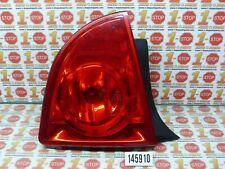 08 09 10 11 12 CHEVROLET MALIBU DRIVER LEFT SIDE TAIL LIGHT LAMP 25879098 OEM