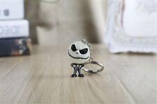 The Nightmare Before Christmas Jack Skellington Luminous Figure Keychain Pendant