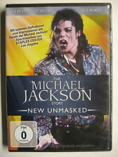 "MICHAEL JACKSON ""MICHAEL JACKSON STORY - NEW UNMASKED"" - DVD"