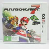Mario Kart 7 | Nintendo 3DS 2DS | AUS PAL | Complete | Family Racing Game