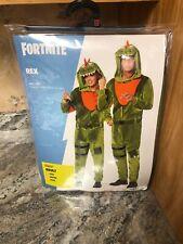 New Spirit Fortnite Rex Costume Size Teen