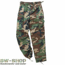 Brandit US Ranger Cargohose Army/nato/bw Woodland L