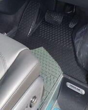 Genuine Volkswagen Transporter T6 Rubber Floor Mats Front Pair 2016-Current