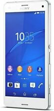 Sony Xperia Z3 Compact Smartphone 16 GB Speicher Android white weiß
