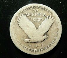 RARE QUARTER DOLLAR ARGENT STANDING LIBERTY SILVER ANNEES 1923 - 1930