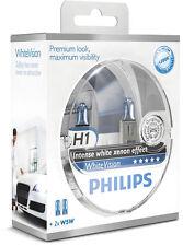 PHILIPS VISIONE BIANCA BIANCO VISIONE H1 Premium +2 W5W BVU 12258WHVSM PREZZO