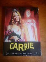 Carrie mediabook bluray edizione limitata e numerata audio ita