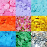 3000pcs Rainbow Biodegradable Circles Confetti Wedding Kids Party Throwing Decor