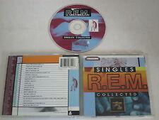 R.E.M./SINGLES COLLECTED (IRS 7243 8 29642 2 3) CD ALBUM