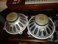 2 FOSTER / REALISTIC 12 INCH SPEAKER  8 OHM RATED  OPTIMUS  SERIES