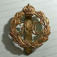 Royal Armoured Corps Cap Badge - British Army Military Badge : 03/27