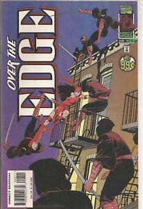 °OVER THE EDGE #8 von 10 ELEKTRA: LAST BOAT° US Marvel 1996