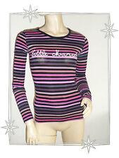 A - Haut T-shirt  Tunique Rayé Multicolore Little Marcel Taille XS - 16 ans