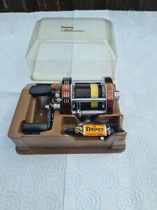 Vintage Daiwa Millionaire 6hs boxed and serviced
