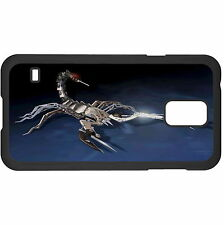 Metal Scorpion Hard Case Cover For Samsung New