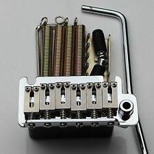 NEW guitar Tremolo Bridge for Strat, STEEL BLOCK-Chrome BS184CR
