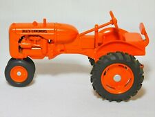 Allis Chalmers Model C Farm Toy Tractor  Metal Scale Models 1/16