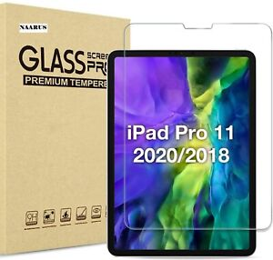 2 Pack Tempered Glass Screen Protector For Apple iPad Pro 11 (2018/2020) 11inch