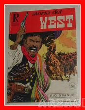 Collana Rodeo 149 STORIA DEL WEST Rio Grande Cepim BONELLI 1979