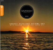 Savannah Ibiza - Sunset Sessions Volume 1 Graham Sahara/Jason Bye (2 CD) Neu/OVP